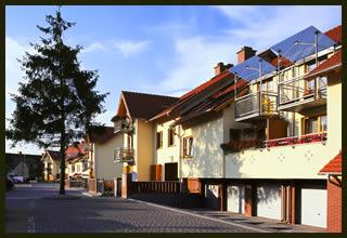 Osiedle Mieszkaniowe Giszowiec Kasztany w Katowicach