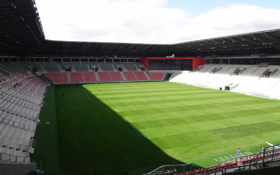 Stadion Miejski w Tychach