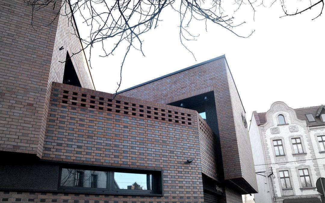 Budynek mieszkalny – Katowice Dębowa